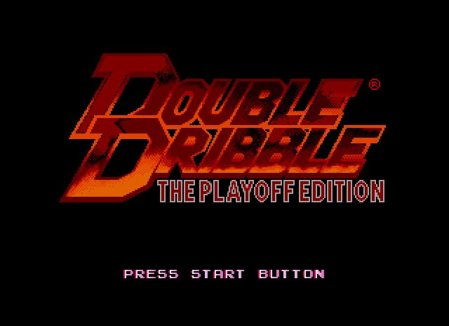 DOUBLE DRIBBLE THE PLAYOFF EDITION