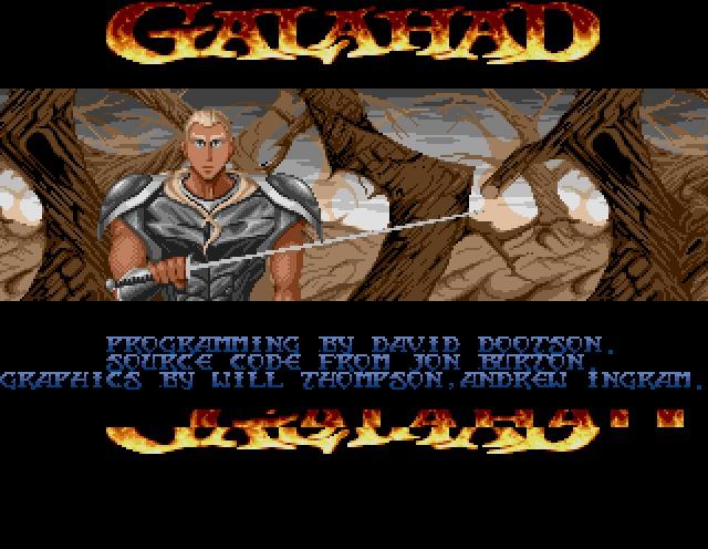 Name : GALAHAD ROM file : Legend_of_Galahad,_The-UE-.zip