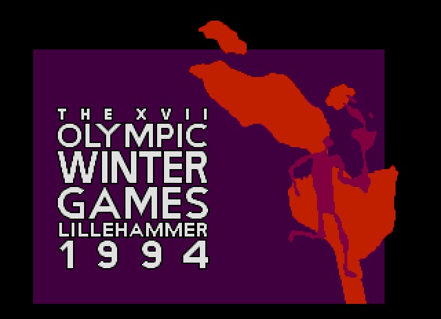 Name : WINTER OLYMPICS ROM file : Olympic_Winter_Games-Lillehammer_94