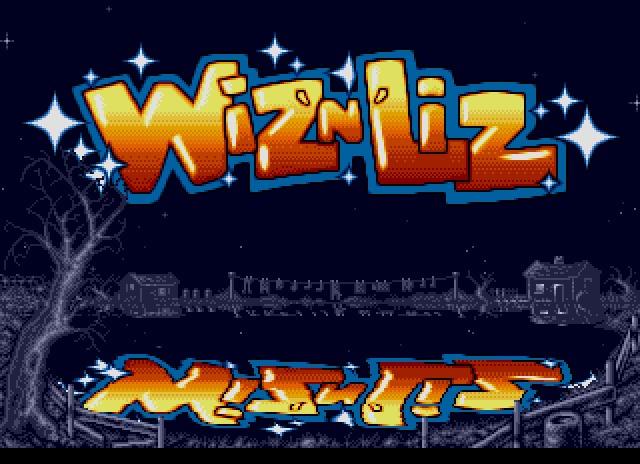 WIZ 'N' LIZ IN THE FRANTIC WABBIT WESCUE